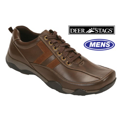 Sports Stags Spoiler Shoes  Model# SPOILER-DK BROWN