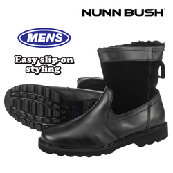 Nunn Bush Black Caleb Boots&nbsp;&nbsp;Model#&nbsp;84305-001