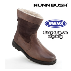 Nunn Bush Brown Caleb Boots&nbsp;&nbsp;Model#&nbsp;84305-200