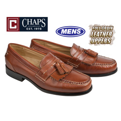 Chaps Tassel Loafers  Model# 96-8342
