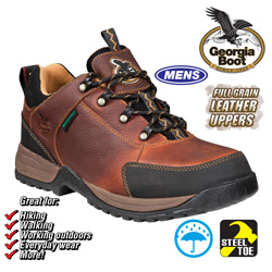 Georgia Steel Toe Oxfords&nbsp;&nbsp;Model#&nbsp;G1588
