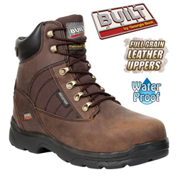Built By Georgia Boot Waterproof Boots  Model# BG6443