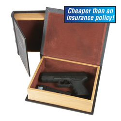 Concealment Books  Model# DB2BLK