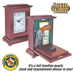 Rectangular Gun Clock  Model# RGC