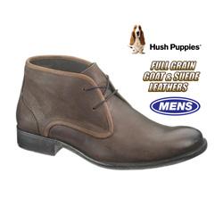 Hush Puppies Bruno Boots  Model# H102957