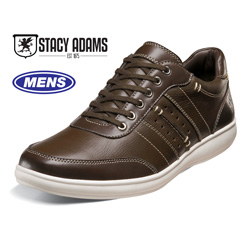 Stacy Adams Argosy Shoe - Brown  Model# 53370-200