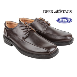 Deer Stags Marshall Oxfords  Model# MARSHALL - DARK BROWN
