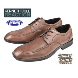 Kenneth Cole Reaction Oxfords&nbsp;&nbsp;Model#&nbsp;REACTION-BROWN