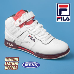 Fila F-13 High Tops&nbsp;&nbsp;Model#&nbsp;1VF062LX140