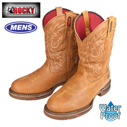 Rocky Insulated Western Boots&nbsp;&nbsp;Model#&nbsp;FQ0001101