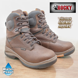 Rocky ErgoTuff Boots&nbsp;&nbsp;Model#&nbsp;5062