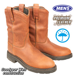 Mens Waterproof Wellington Boots  Model# SIERRA