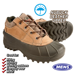 Men's Waterproof Oxfords  Model# WIN83201