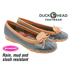 Womens Duck Head Aquaduck Shoes  Model# W1324419
