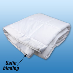 Down Alternative Blanket  Model# DA-B-1-WHITE