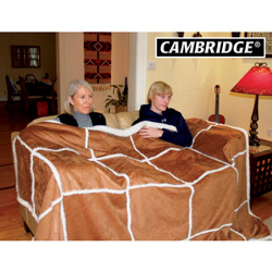 Microsuede Comforter/Throw  Model# 8315-90X70