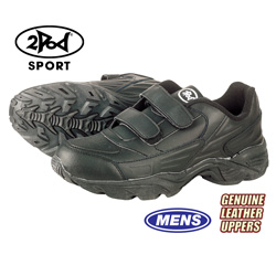 Athletic Shoes  Model# 2POD 311M-W BLACK