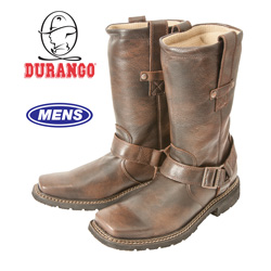 Durnago Harness Boots - Bourbon  Model# DB5574