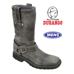 Durnago Harness Boots - Charcoal  Model# DB5570