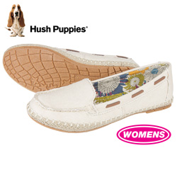 Hush Puppies Coppelia Shoes - White  Model# H505763