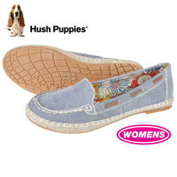 Hush Puppies Coppelia Shoes - Blue  Model# H505764
