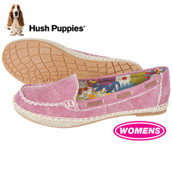 Hush Puppies Coppelia Shoes - Raspberry  Model# H505765