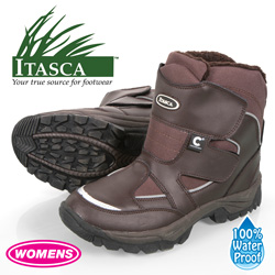 Itasca Winter Hikers - Brown  Model# A91795B