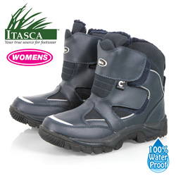 Itasca Winter Hikers - Navy  Model# A91795NVY