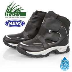 Itasca Winter Hikers - Black  Model# A91796