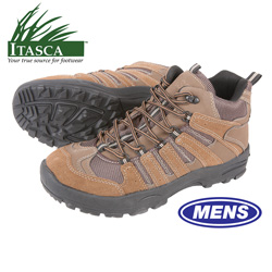 Itasca Pacific Hiker  Model# PACIFIC HIKER-BROWN