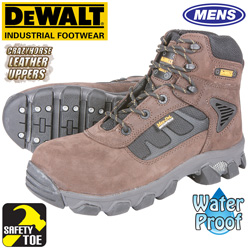 DeWalt Goretex Safety Boots  Model# D66552