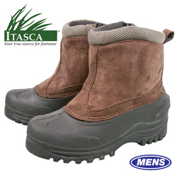 Itasca Winter Boots - Brown  Model# BRUNSWICK-647103