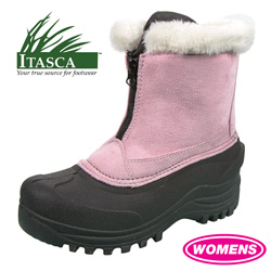 Itasca Winter Boots - Pink  Model# TAHOE-648090