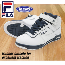 Fila High Tops  Model# 1VF062LX111