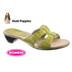 Hush Puppies Ellary Sandals - Green  Model# H701737