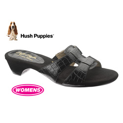 Hush Puppies Ellary Sandals - Black  Model# H701731