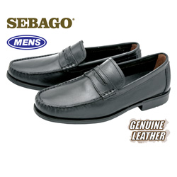 Sebago Back Bay Loafers - Black  Model# B89001