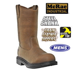 McRae Industrial Wellington Boots  Model# MR85323