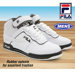 Fila F-13 SLE High Tops  Model# 1VF062LX117