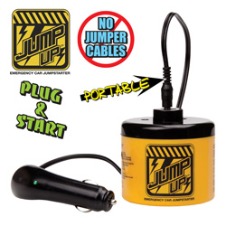 Jump Up Car Starter  Model# JMPUP-4M