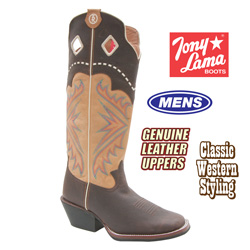 Tony Lama Moka Alpine Boot  Model# RR1011