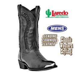 Laredo Woodrun Boots  Model# 6880