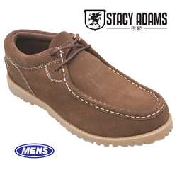 Stacy Adams Prowler Shoes - Brown  Model# 53366-245