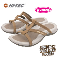 Womens Fiji Sandals - Taupe  Model# 40739