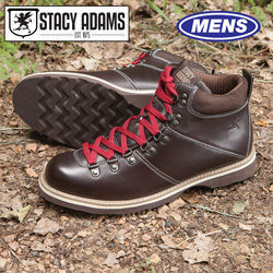 Stacy Adams Mountaineer Hiker - Brown  Model# 53375-200