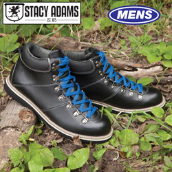 Stacy Adams Mountaineer Hiker - Black  Model# 53375-001