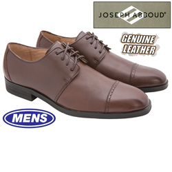 Joseph Abboud Cap Toe Shoes  Model# 90938