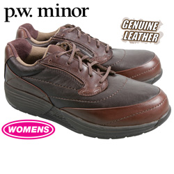 P.W. Minor Jade Shoes - Brown  Model# 31600