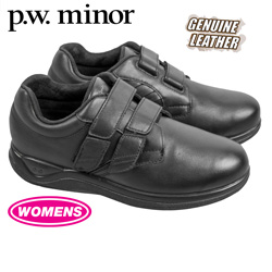 P.W. Minor Embrace Shoes - Black  Model# 11313