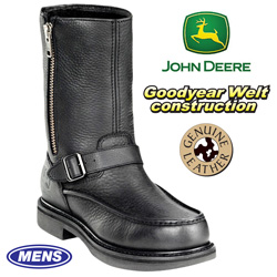 John Deer Side-Zip Boots  Model# JD4150